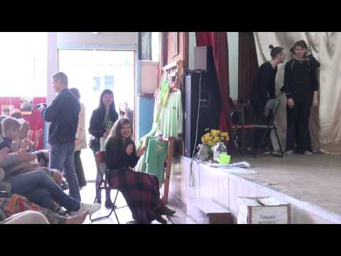 Play it back theater (Харьков): театр ваших историй (10.05.2015)