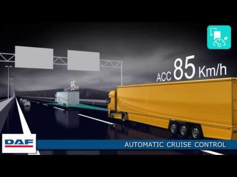 ACEA commercial vehicles - Truck safety now and in the future