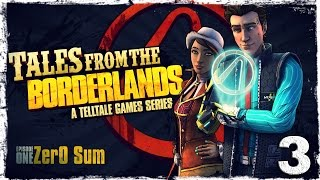Tales From The Borderlands. #3: Сестры.