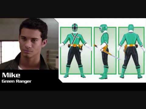 Power Rangers History (1993-2011) (Mighty Morphin - Samurai)