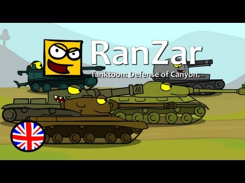 Tanktoon #29 - Obrana kaňonu