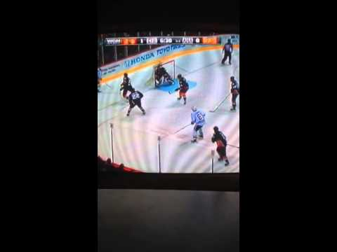 Chicago Blackhawks vs Anaheim Ducks 2/5/2014 part 6