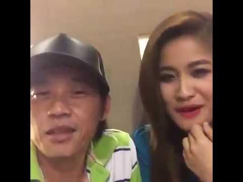 Con gái Hoài Linh xinh như Hot Girl nhõng nhẽo với bố