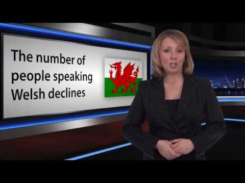 Welsh Language Speakers on The Decline?
