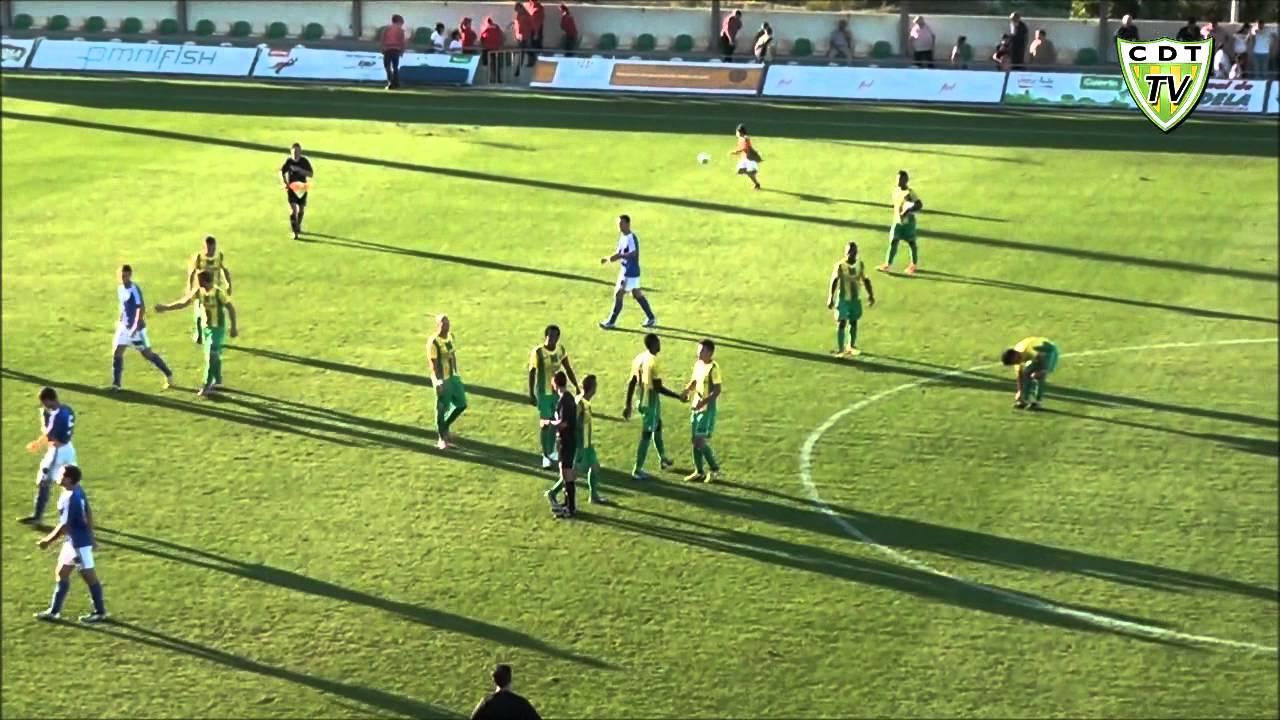 CD Tondela 2-0 Feirense