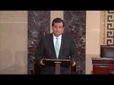 Sen. Ted Cruz Opposes Debo Adegbile's Nomination to Head DOJ Civil Rights Division