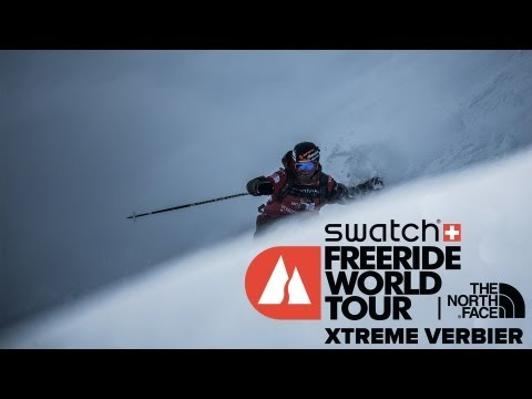Best of Xtreme Verbier - #FWT13 finals