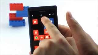 Nokia Lumia 505 Análisis HD En Español