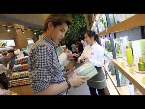 [Vietsub] 140401 EXO for Nature Republic in Hong Kong BTS