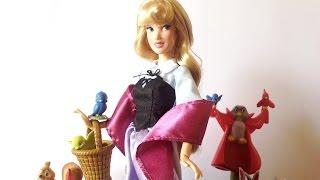Disney Store: Sleeping Beauty Deluxe Singing Aurora Doll