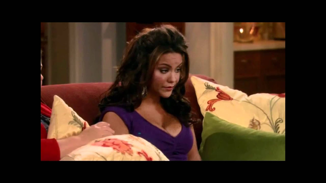 Katy Mixon On Two And A Half Men