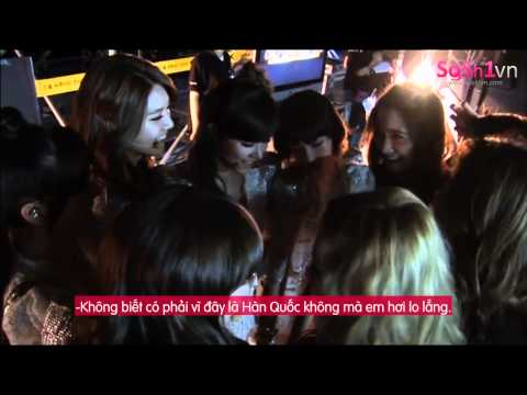 [Vietsub] GIRLS' GENERATION 2nd TOUR Making Film