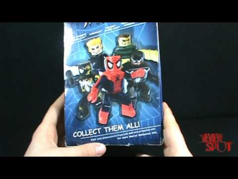 Toy Spot - Spiderman Minimates 5 pack Exclusive featuring Hydroman, On today's Spot, we'll be having a look at the Spiderman Minimates 5 pack Exclusive featuring Hydroman Music for The Review Spot's Intro provided by http://w...
