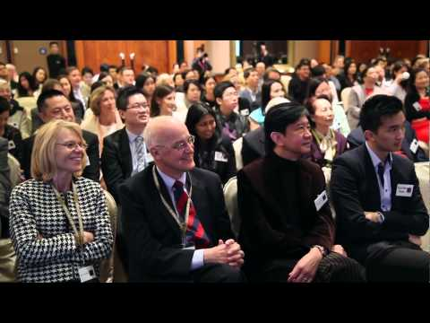 Oxford Alumni Weekend in Asia 2014 overview