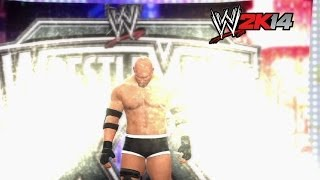 """WWE 2K14"" How-To: Brock Lesnar Vs. Bill Goldberg At"