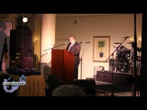 Vascos 75th Anniversary Gala Presidents Address