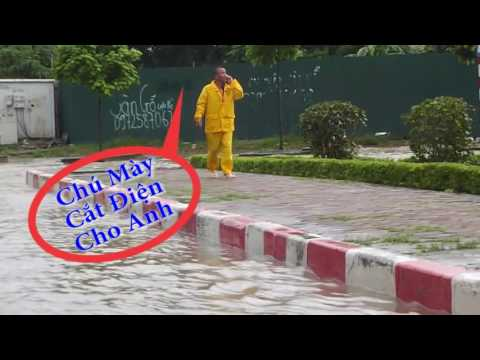 Chế Lụt từ ngã tư đường phố Tự Long Xuân Bắc Công lý HÀI VKL =