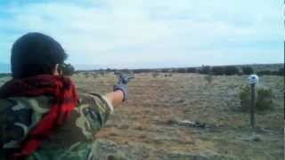 One Handed Smith&Wesson .44 Mag No-Recoil!!! view on youtube.com tube online.