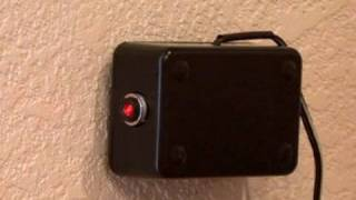 Lazerli alarm devresi yapımı - lazerli güvenlik sistemi