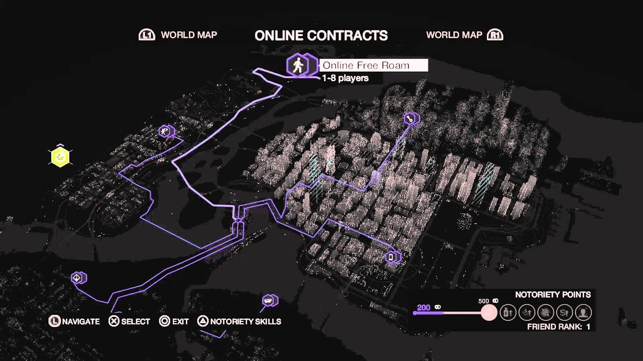 Watch Dogs Multiplayer Free Roam With Friends