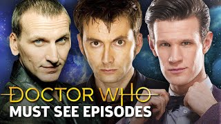 10 Essential Doctor Who Episodes