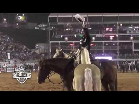 26/08/2014 - Chegada Filipe Leite, Cavaleiro das Américas a Barretos