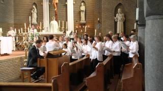 Hallelujah van Franciscuskoor Venlo