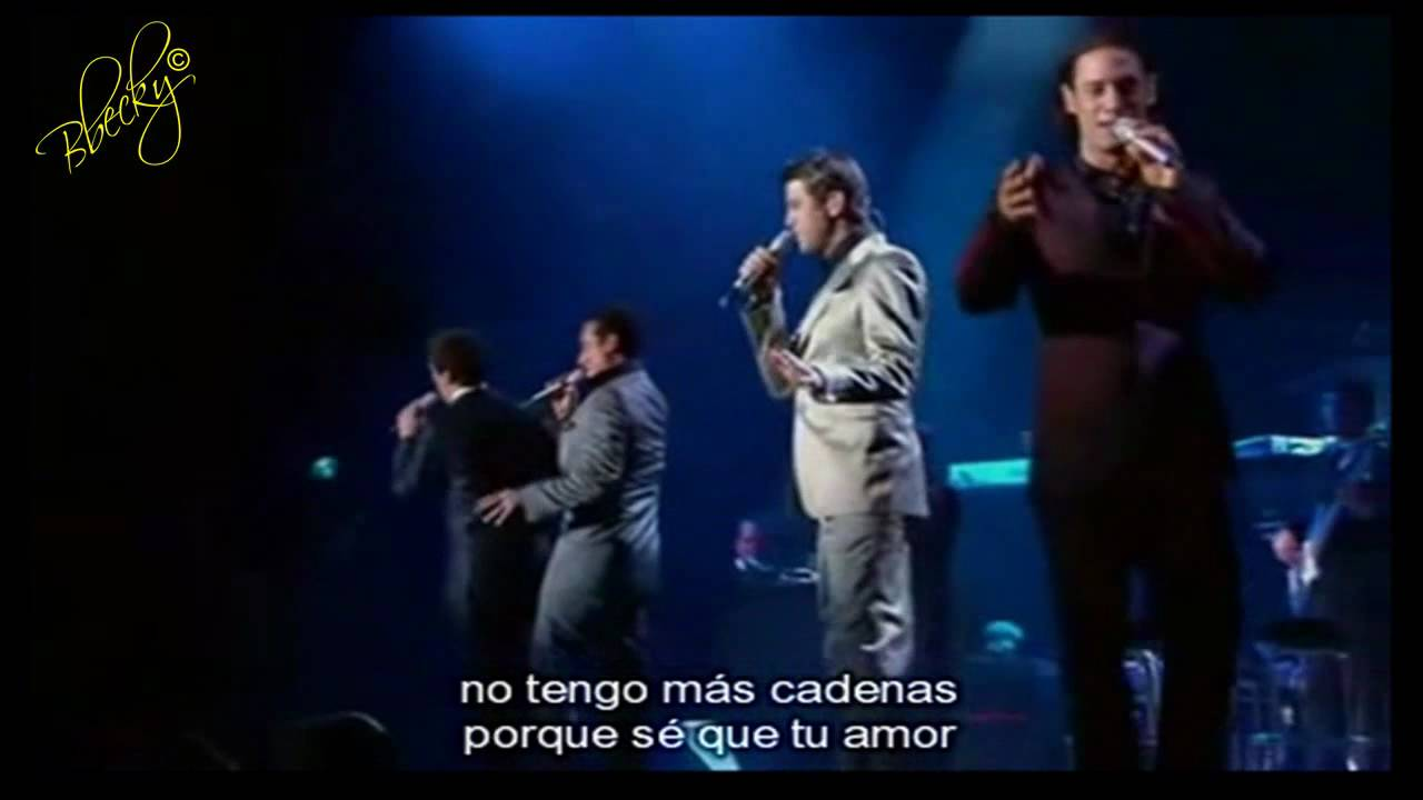 Il divo senza catene unchained melody subs espa ol youtube - Il divo unchained melody ...