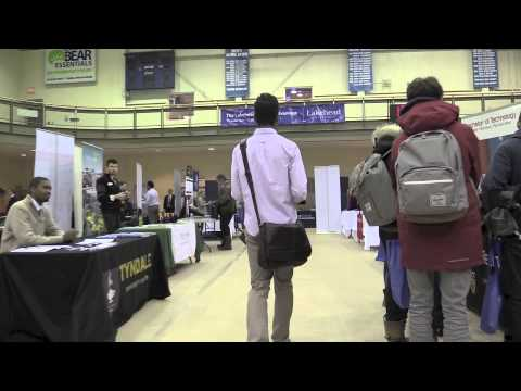 Georgian Transfer and Degree fair 2014 video cover image