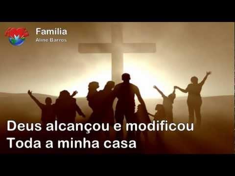 Família - Aline Barros