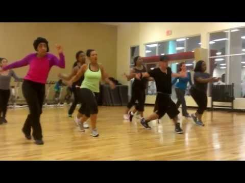 Chris Brown ft Nicki Minaj Love More (Zumba / Hip Hop)