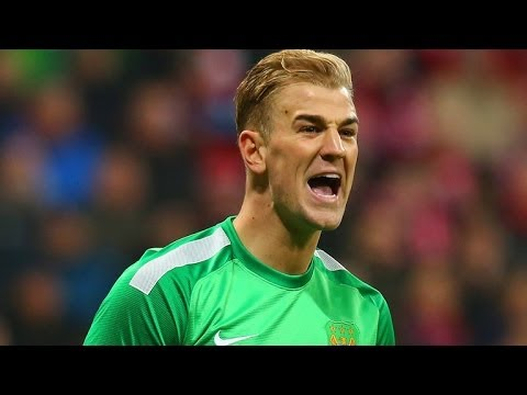Joe Hart - Season Review (2013/14) HD