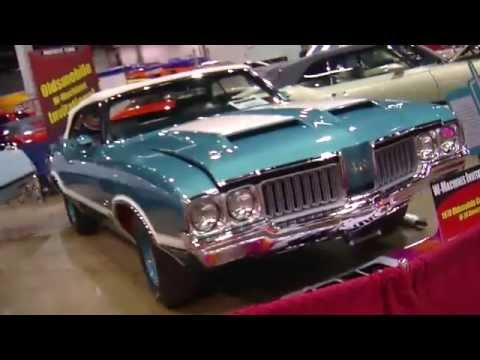 2013 Muscle Car And Corvette Nationals Coverage:  1970 Oldsmobile 442
