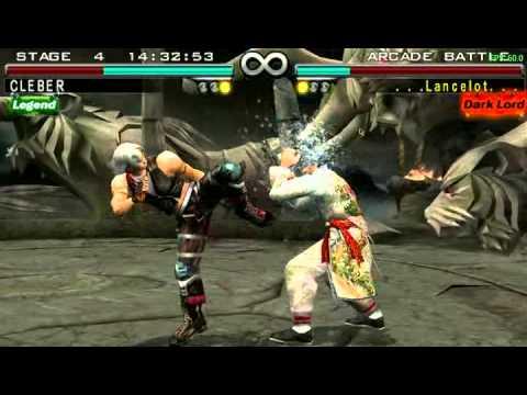 PPSSPP - Tekken DR Tá rodando bem legal, mas falta Netplay