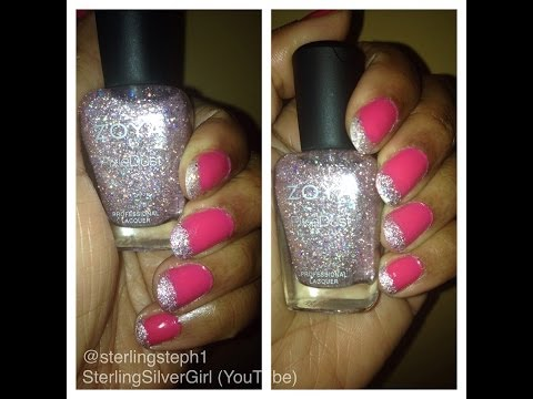 Zoya Magical Pixie Dust Lux - Nail of the Day (NOTD) - Spring 2014