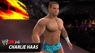 WWE 2K14 Community Showcase: Charlie Haas (Xbox 360)