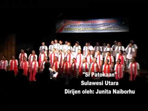 PSM UKI - Si Patokaan (Lagu Daerah Sulawesi Utara).mp4