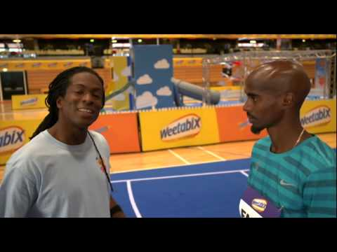 Weetabix Ultimate Sports Day with Mo Farah
