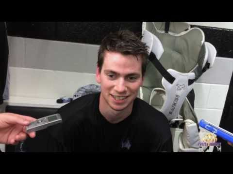 LA Kings Goalie Martin Jones: Post-Practice Interview, December 5, 2013