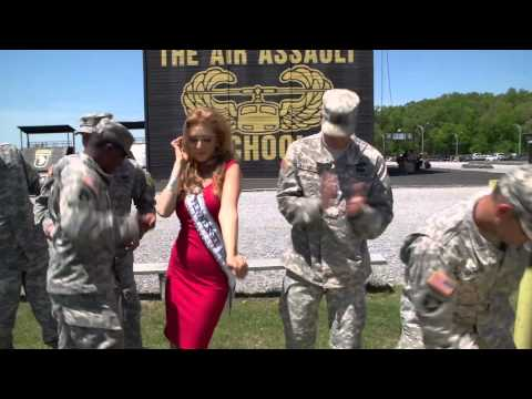 Pharrell Williams - Happy - MISS USA Contestants