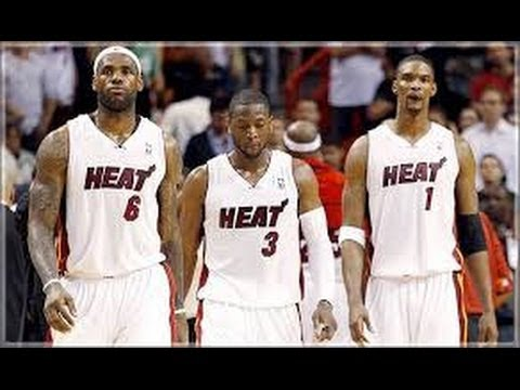 Dwayne Wade, Chris Bosh Opts Out of Contracts! Lebron Returning to Miami?