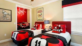Ideas de decoración cuartos de niños y niñas