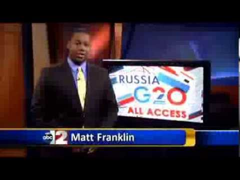 G20: All Access - Obama Admin says G20 focus is finance, not war