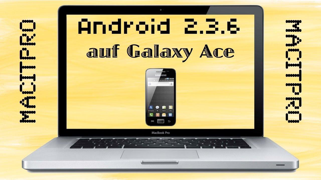 Android 2.3.6 Для Samsung S5660