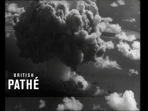Hiroshima Atomic Bomb, 1945 - A Day That Shook The World [HD]