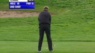 Pukulan golf paling beruntung