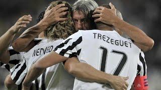 Gol, giocate ed interviste dell'UNESCO Cup 2015 -  Juventus Legends v Boca Legends highlights