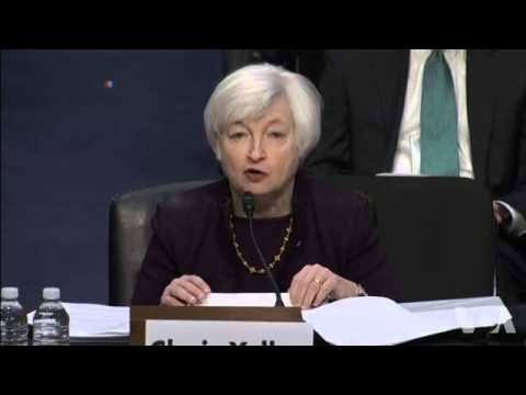 Yellen Upbeat on US Recovery but Says Risks Remain