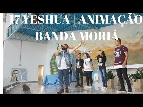 17° Yeshua | Parte 1 | Animação | Banda Moriá | ANSPAZ