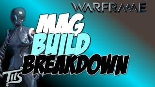 Warframe ♠ 8.2 Best Mag Build For Regular Maps, Boss